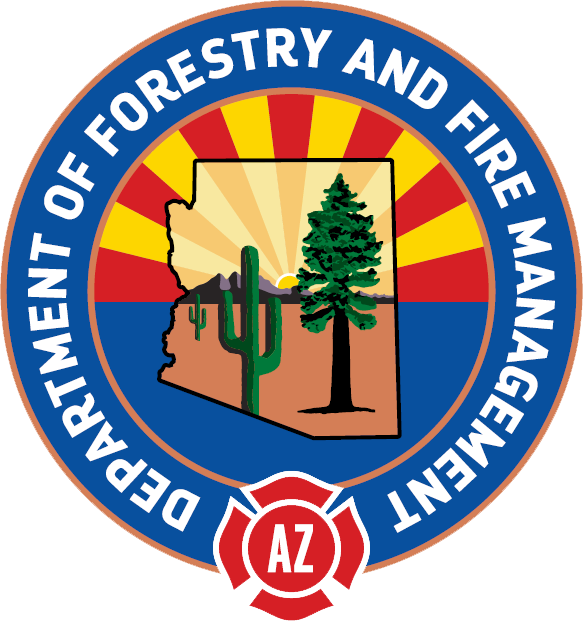 Department of Forestry and Fire Management Logo