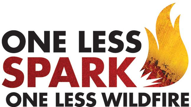 One Less Spark logo